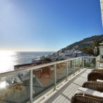 self catering clifton apartment